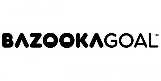 Bazooka Goal Logo