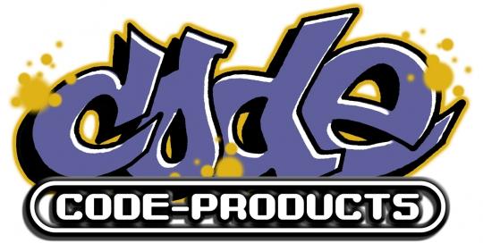 Code Skateboard Logo