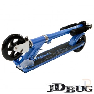 JD Bug Scooters Street 150 - Reflex Blue Folded - JDMS155