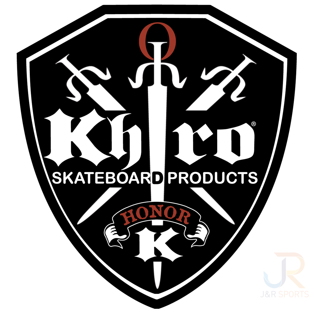 Khiro Skateboard Products Logo