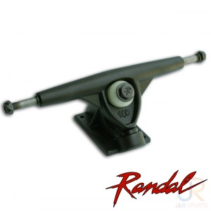 Randal Trucks R-II 180mm Truck Black