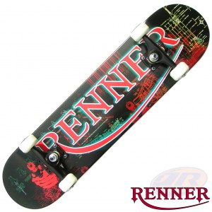 Renner Skateboards - Gothic 3108 C12 Angled