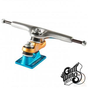 GullWing Trucks SIDEWINDER II 10 inch - Blue Orange - GWSW210BLOR