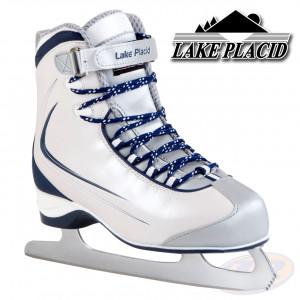 Lake Placid Ice Skates Supreme 694 Angled View