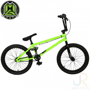 MGP James Foster F21 20in BMX Lime 203-379