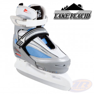 Lake Placid Ice Skates Mach 5 Girls Angled View