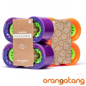 Orangatang Wheels Durian 75mm ALL