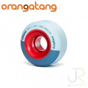 Orangatang Wheels Onsen Light Blue 58mm 100a