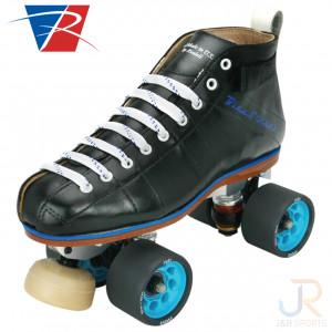 Riedell Blue Streak RS Skate - Angled inc Halo - RSCSBSRS