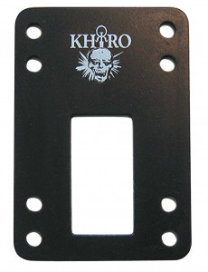 Khiro Skateboard Products Small-Shock-Pads-Plan-View