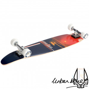 Urban Blue 100 Series - Urban Sunset - Angled UB102