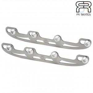 FR Skates - InLine Ice Blade Set - Silver 290mm - FRFMIIBS-290SL
