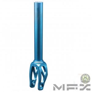 MFX Affray Fork - Electric Blue - Profile - 205-201