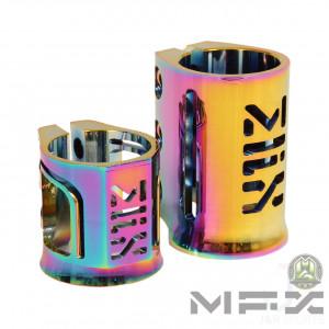 MFX Clamp - Neo Chrome - Angled