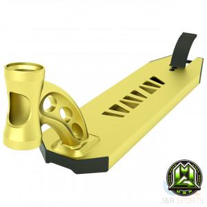MGP VX 8 Extreme Deck - Gold - Angled - MGP207-086