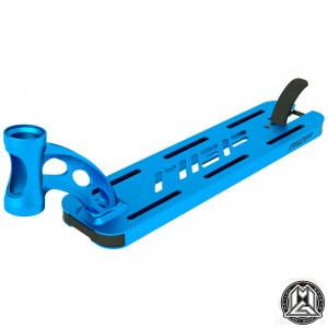 MGP VX 9 Extreme Scooter Deck - Blue - Angled - MGP207-441