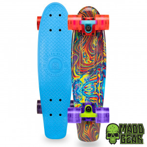 Madd G-Retro Board - Tie Dye - MGP205-487