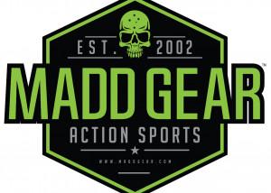 Madd Gear Est 2002 Logo