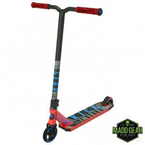 Madd KICK EXTREME V4 - Red Blue - Angled - MGP207-291