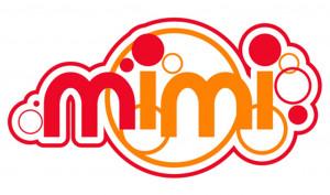 Mimi Logo Red Orange
