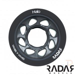 Radar HALO - Charcoal Grey - Face - 59mm 103a RWRHA59GGY