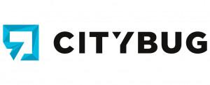 City Bug Logo Landscape
