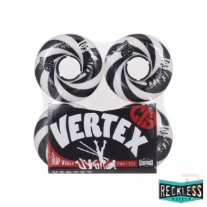 Reckless CIB Vertex Wheel - 61mm 103a - Packed - GMRL123212